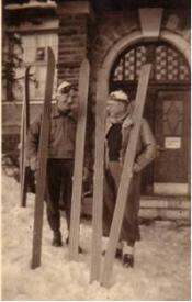 Otto Mühlhausen und Herrmann Vogt