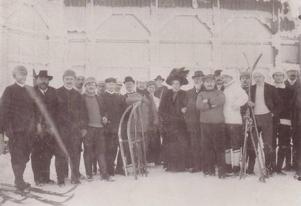 Bild aus den Gründungstagen
