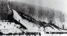 Inselbergschanze 1950