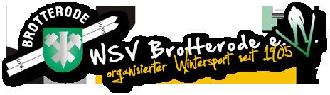 Logo vom WSV Brotterode